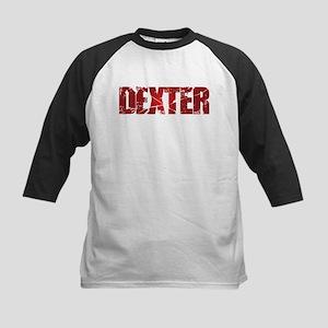 [Red] Dexter Kids Baseball Jersey